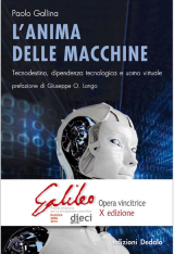 """""""L'anima delle macchine"""" di Paolo Gallina"""