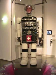 Robot Topio