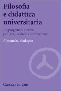 Filosofia e didattica universitaria Alessandra Modugno