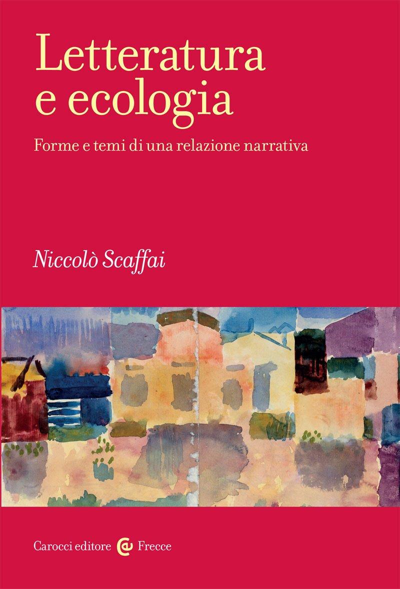 Risultati immagini per scaffai letteratura ed ecologia