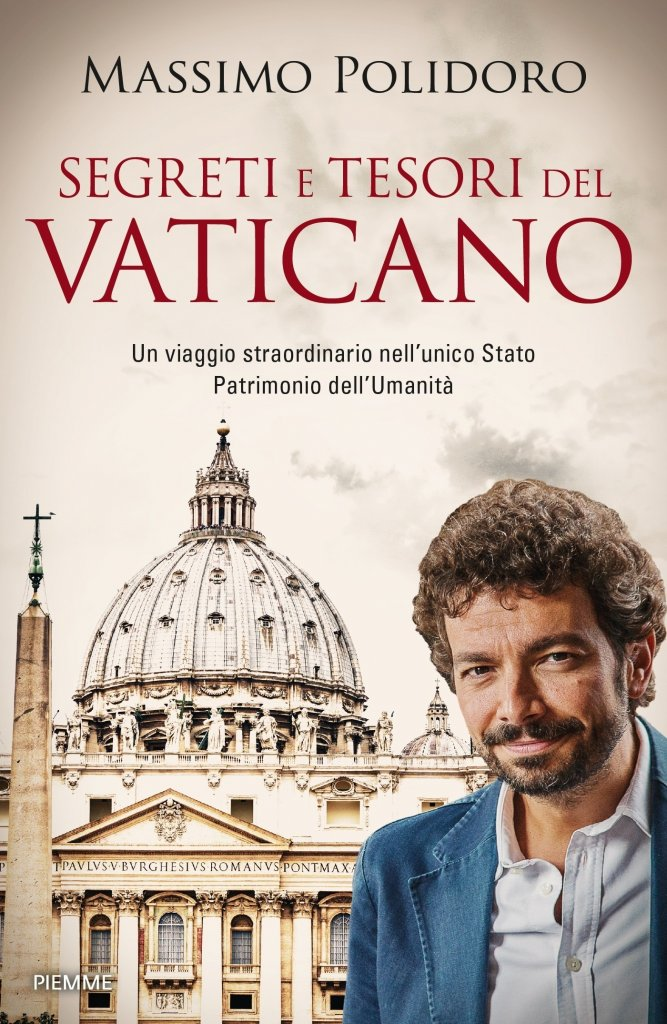 """""""Segreti e tesori del Vaticano"""" di Massimo Polidoro"""