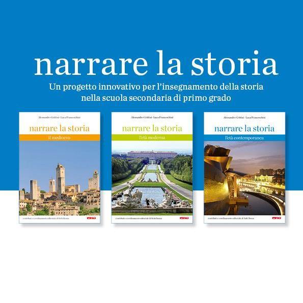 """""""Narrare la storia"""" di Alessandro Grittini e Luca Franceschini, coordinamento editoriale di Robi Ronza"""