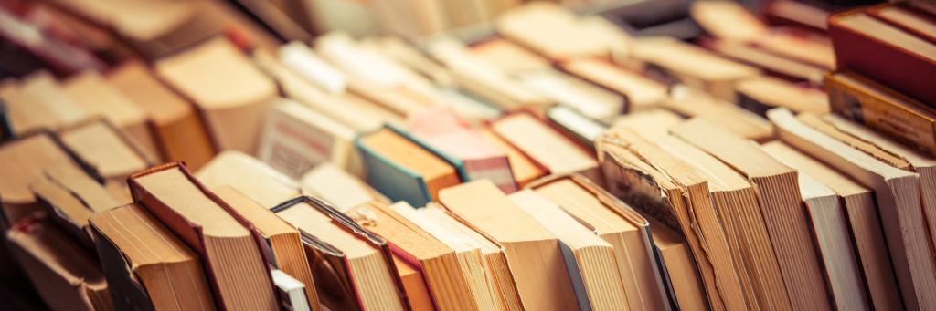 Libri usati: un libro non invecchia mai