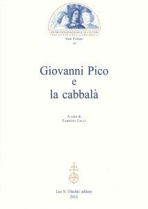 Giovanni Pico e la cabbalà, Fabrizio Lelli