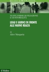"""""""Leggi e giudici di fronte alle nuove realtà"""" di Alice Margaria"""