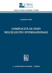 Complicità di Stati nell'illecito internazionale, Giuseppe Puma