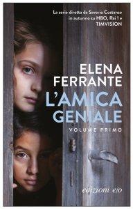 L'amica geniale, Elena Ferrante