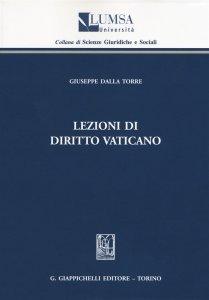 Lezioni di diritto vaticano, Giuseppe Dalla Torre