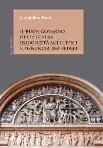 Il buon governo nella Chiesa. Inidoneità agli uffici e denuncia dei fedeli, Geraldina Boni