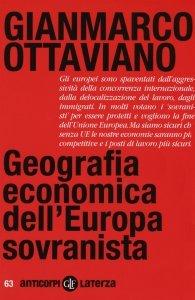 Geografia economica dell'Europa sovranista, Gianmarco Ottaviano