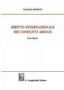 Diritto internazionale dei conflitti armati, Natalino Ronzitti