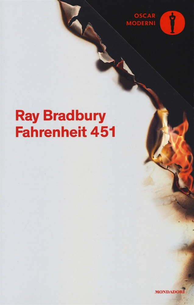 """""""Fahrenheit 451"""" di Ray Bradbury: riassunto trama e recensione"""