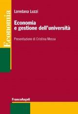 """""""Economia e gestione dell'università"""" di Loredana Luzzi"""