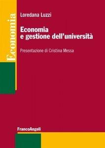 Economia e gestione dell'università, Loredana Luzzi