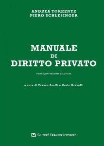 Manuale di diritto privato, Andrea Torrente, Piero Schlesinger