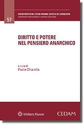 Diritto e potere nel pensiero anarchico, Paola Chiarella