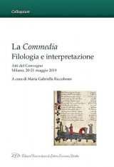 """""""La Commedia. Filologia e Interpretazione"""" a cura di Maria Gabriella Riccobono"""