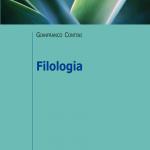 """""""Filologia"""" di Gianfranco Contini"""