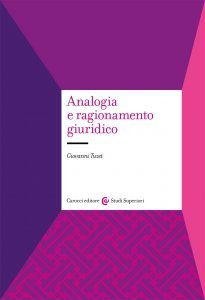 Analogia e ragionamento giuridico, Giovanni Tuzet