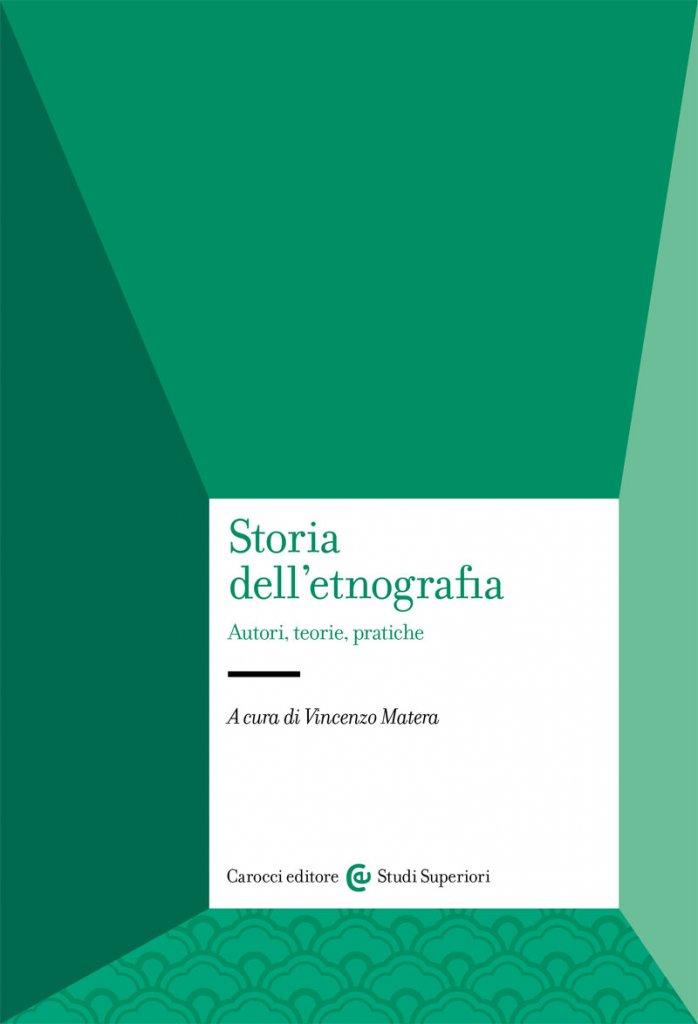 """""""Storia dell'etnografia"""" a cura di Vincenzo Matera"""