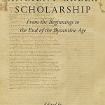 """History of Ancient Greek Scholarship. From the Beginnings to the End of the Byzantine Age"" a cura di Franco Montanari"