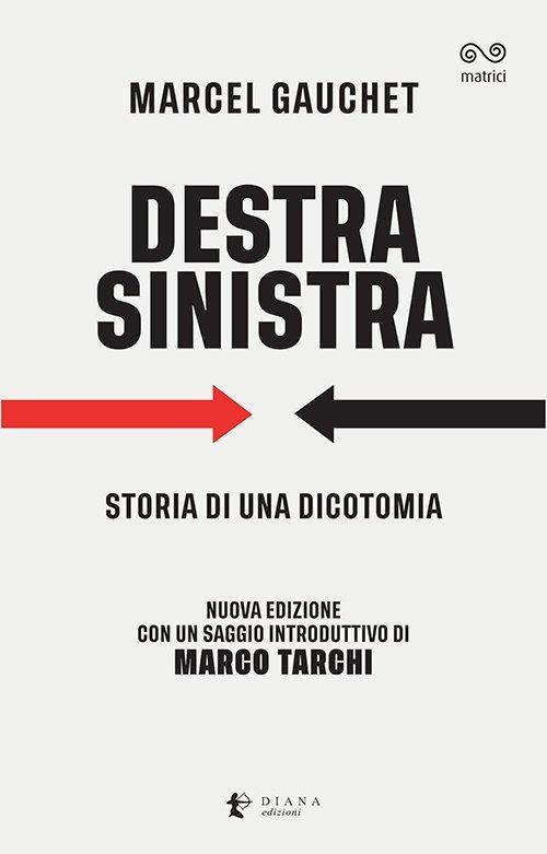 """""""Destra/Sinistra. Storia di una dicotomia"""" di Marcel Gauchet, a cura di Marco Tarchi"""