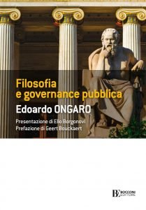 Filosofia e governance pubblica, Edoardo Ongaro