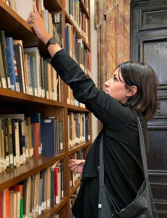 Sara Ammenti: «la lettura è la forma di conoscenza più profonda che esista»