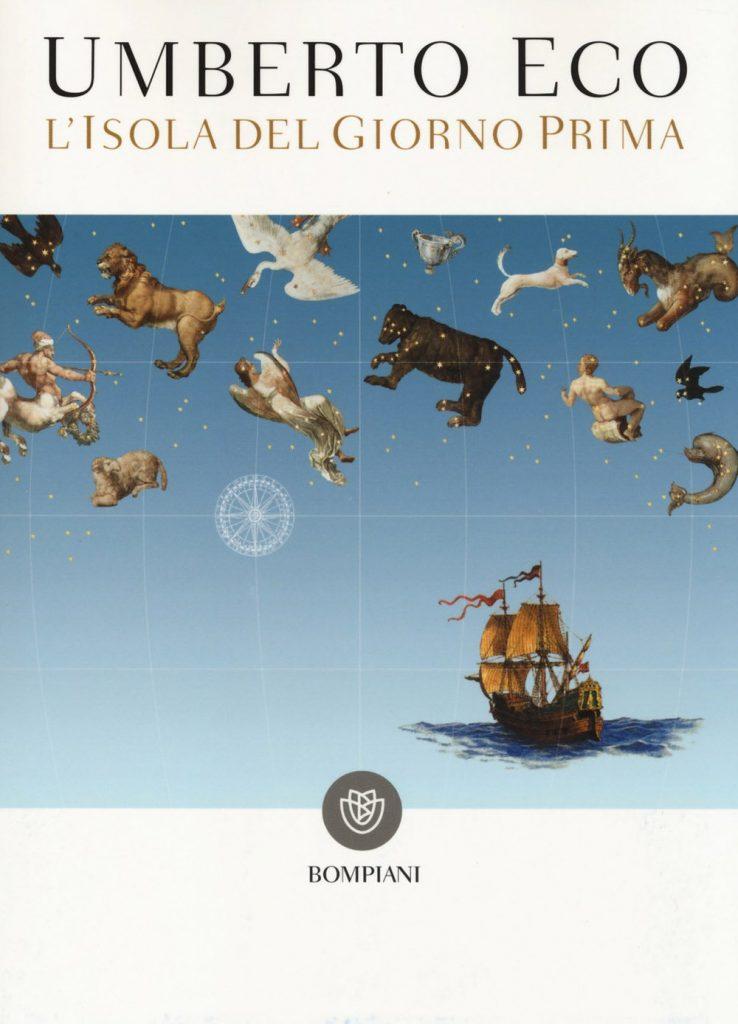 """""""L'isola del giorno prima"""" di Umberto Eco: riassunto trama"""