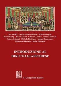Introduzione al diritto giapponese, Giorgio Fabio Colombo