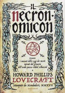 Necronomicon, H.P. Lovecraft