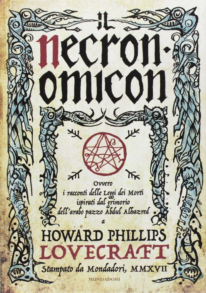 Il <em>Necronomicon</em> di H.P. Lovecraft