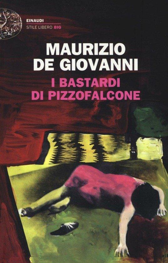 I Bastardi di Pizzofalcone: i libri della serie